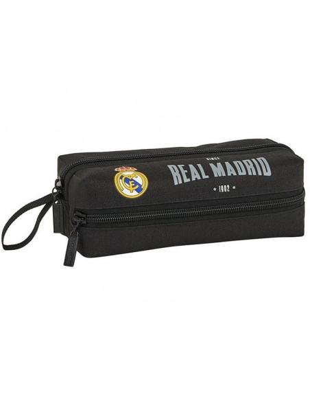Portatodo tres cremalleras Real Madrid Best Club World