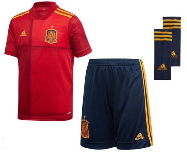 Equipación Selección Española Junior adidas 2020