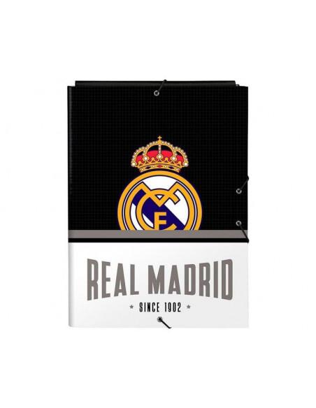 Carpeta folio tres solapas Real Madr1d Since 1902