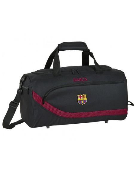 Bolsa de deporte y viaje FC Barcelona Black grande