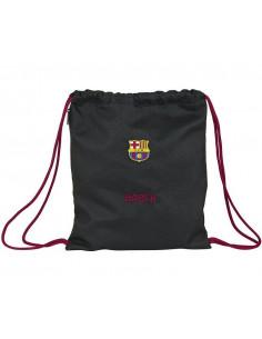 Saco plano para la espalda FC Barcelona Black