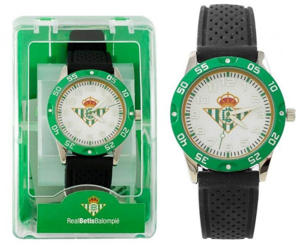 Reloj de pulsera junior Real Betis Balompié