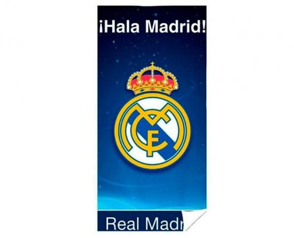 Toalla grande baño Real Madrid piscina y playa Hala Madrid.jpg