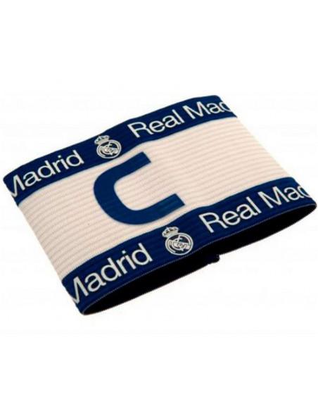 Brazalete elástico capitán Real Madrid