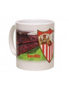 Taza de porcelana Sanchez Pizjuan Sevilla FC