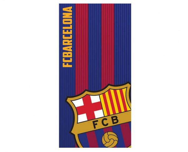 Toalla de playa piscina y baño FC Barcelona azulgrana