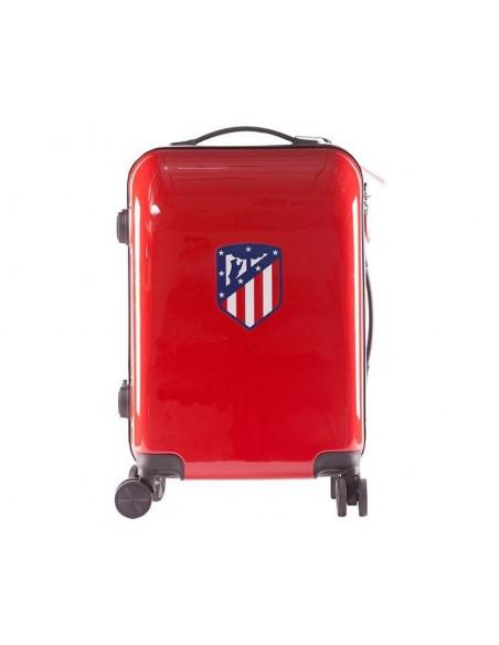 Maleta de cabina con ruedas Atlético de Madrid ABS
