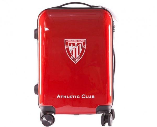 Maleta de cabina ABS con ruedas Athletic Club Bilbao
