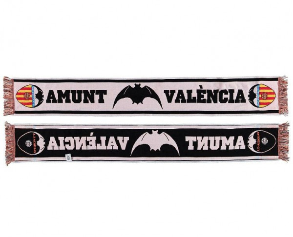 Bufanda Valencia CF modelo Amunt Valencia