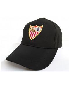 Gorra deportiva Sevilla FC infantil black