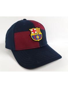 Gorra primera equipación FC Barcelona juvenil y adulto