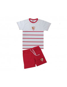 Pijama manga corta Sevilla FC adulto