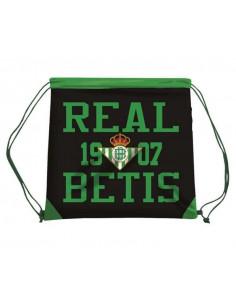 Saco mochila de cuerdas Real Betis Balompié 1907