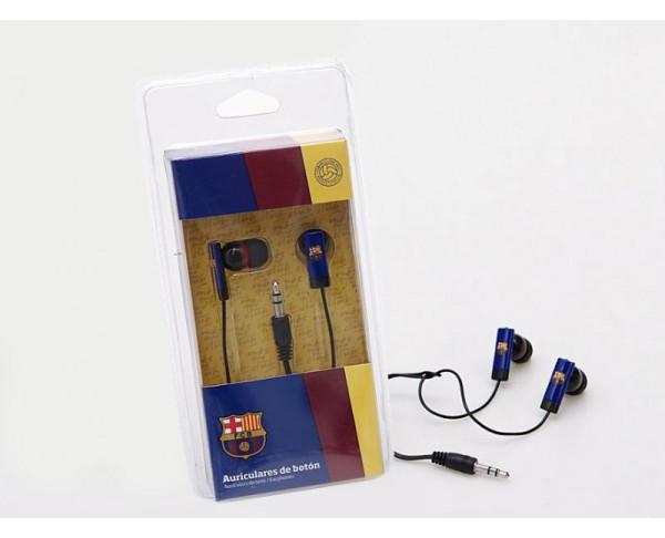 Auriculares del FC Barcelona
