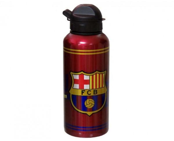 Botella cantimplora de aluminio FC Barcelona