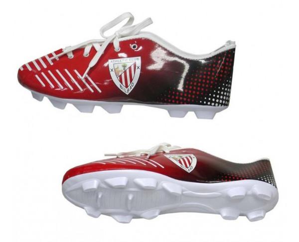 Estuche portatodo bota grande Athletic Club de Bilbao 3D