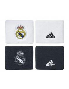 Muñequeras Oficiales Real Madrid Adidas