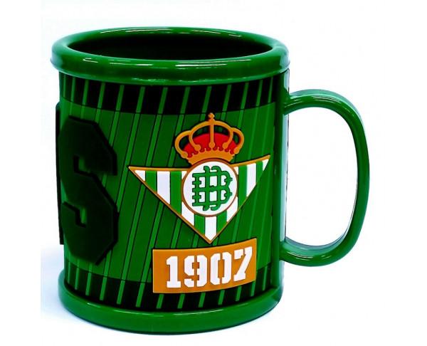Taza Real Betis Balompié material...