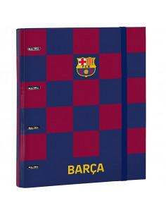 Carpeta con anillas FC...