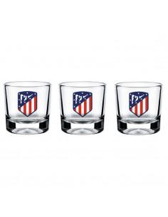 Chupitos Atletico de Madrid en estuche