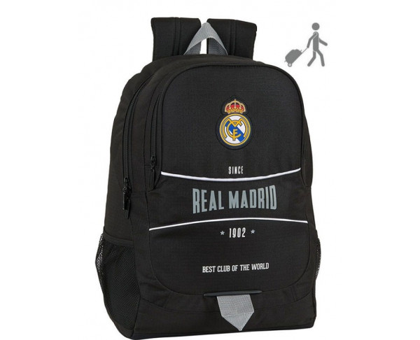 Mochila grande Real Madrid adaptable...