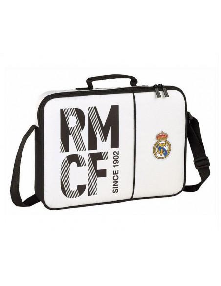 Maletín bandolera extraescolar Real Madrid