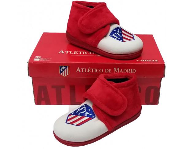Zapatillas andar por casa Atlético...