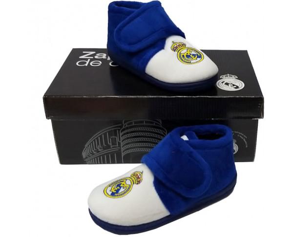 Zapatillas andar por casa Real Madrid...