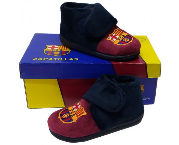 Zapatillas andar por casa FC...
