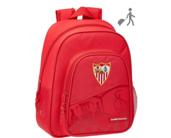 Mochila  pequeña Sevilla FC adaptable...