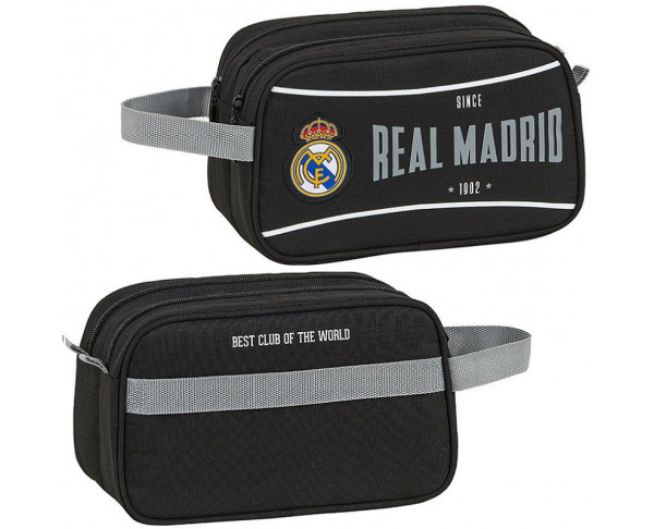 Bolsa de aseo grande Real Madrid dos...