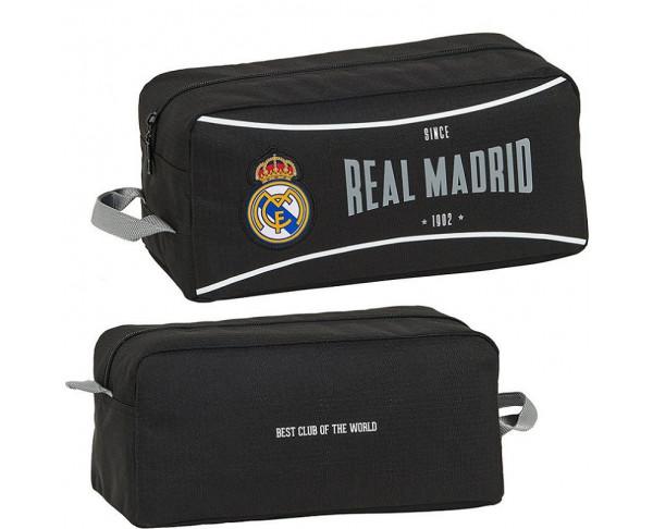 Zapatillero grande Real Madrid black...