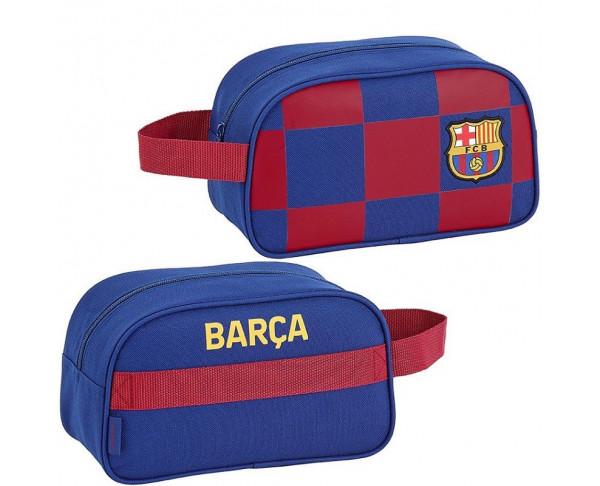Neceser mediano con asa FC Barcelona...
