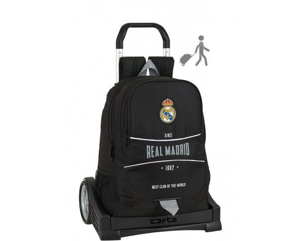 Mochila grande Real Madrid con carro...