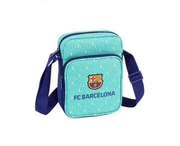 Bandolera doble bolsillo FC Barcelona...