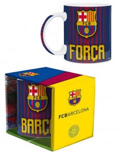 Taza de porcelana FC...