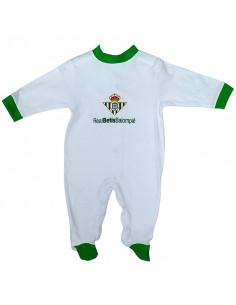 Pijama pelele Real Betis...