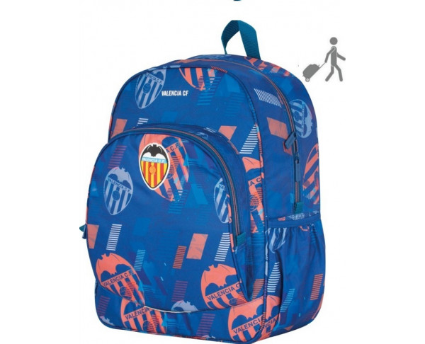 Mochila Valencia CF junior adaptable...
