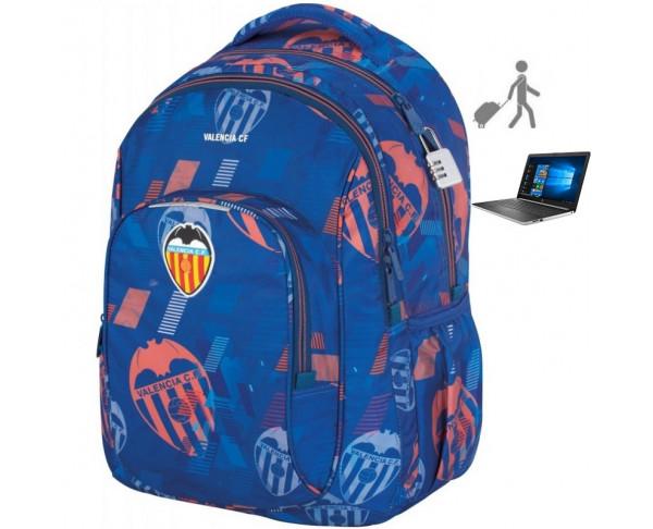 Mochila grande Valencia CF adaptable...
