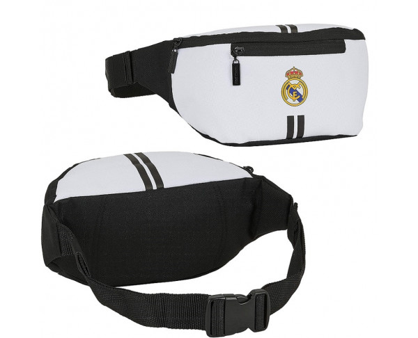 Riñonera Real Madrid con bolsillo...