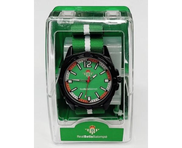 Reloj adulto Real Betis Balompié con...