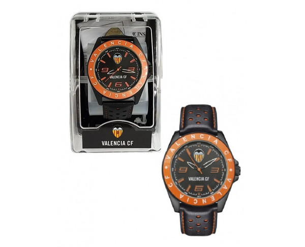 Reloj diseño deportivo Valencia CF...