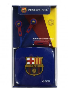 Auriculares stereo FC...