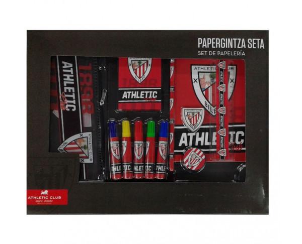 Caja maletín accesorios escolares Athletic 20 piezas