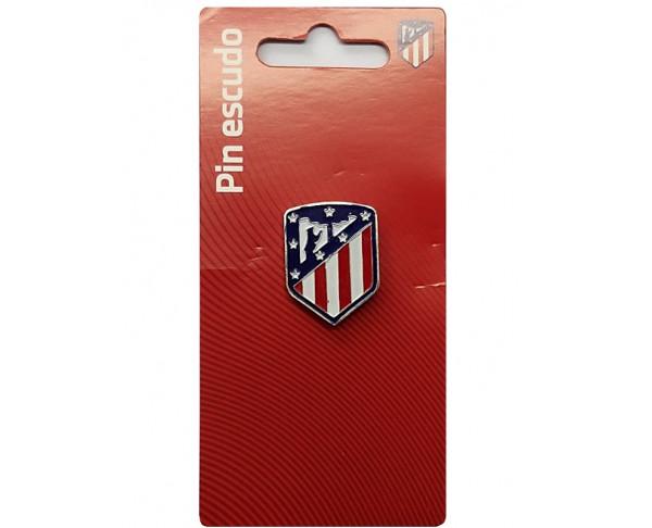 Pin Atlético de Madrid escudo nuevo