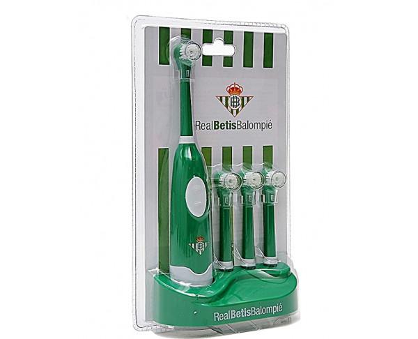 Cepillo de dientes eléctrico del Betis