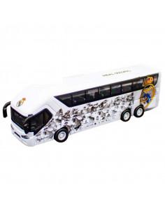 Autobús Real Madrid a...
