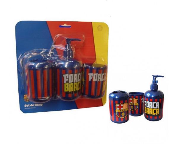 Conjunto de baño Oficial FC Barcelona