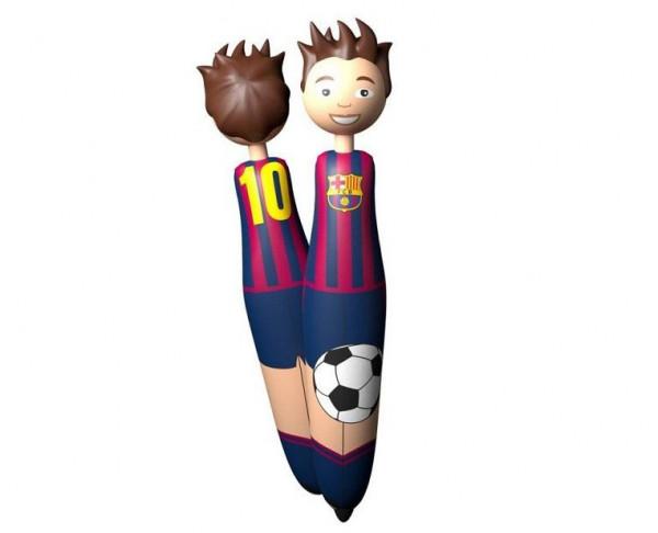 Bolígrafo jugador del FC Barcelona