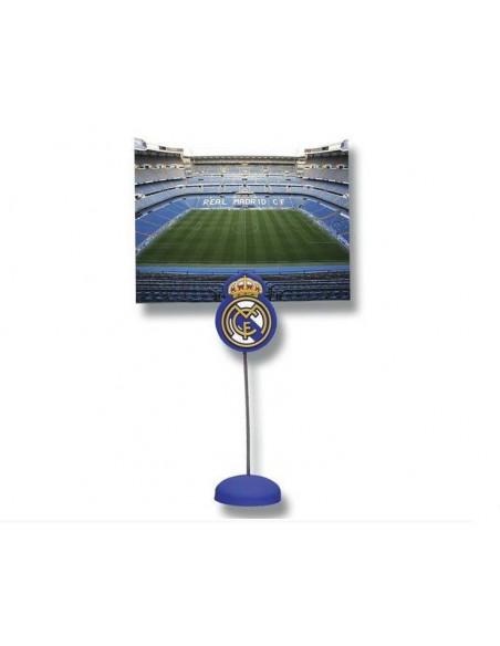 Portanotas y fotos clip Real Madrid de sobremesa